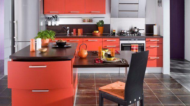 cuisine bistro gris de lapeyre la champetre 2657939 1350 interieur decoration. Black Bedroom Furniture Sets. Home Design Ideas