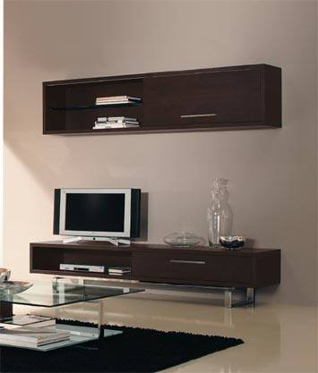 Sambo matrix wenge meuble tv57 interieur decoration for Meuble tv deco