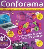 Conforama catalogue