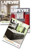 Catalogue lapeyre interieur decoration for Catalogue lapeyre menuiserie interieure