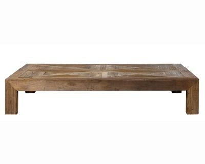 Table basse bois 349798 interieur decoration for Alinea table basse bois