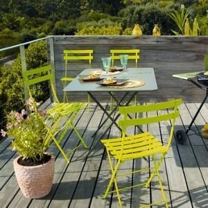 Table bistrot jardin 412160 interieur decoration - Table de jardin bistrot ...