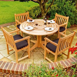 Table jardin ronde interieur decoration - Comment lire la table de la loi normale ...